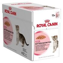 Royal canin wet kitten instinctive