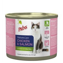 10x prins naturecare cat kip/zalm