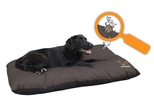 Bodyguard elegant hondenkussen bruin