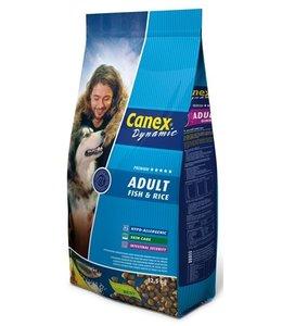 Canex adult fish/rice