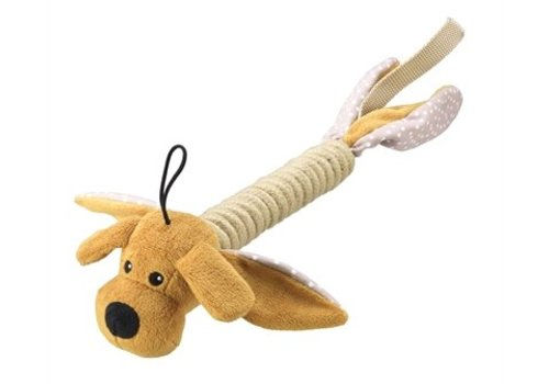 House of paws pluche hond met flos
