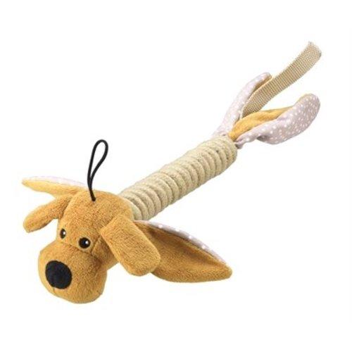 Huismerk House of paws pluche hond met flos