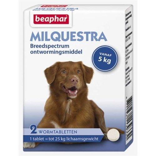 Huismerk Beaphar milquestra hond