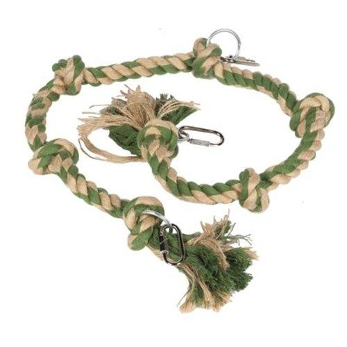 Huismerk Happy pet nature first touw brug perch