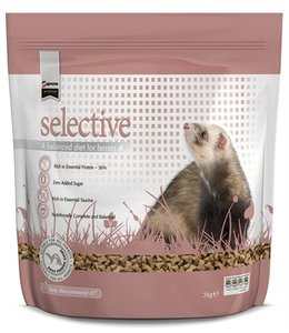 Supreme science selective ferret