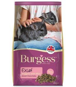 Burgess excel chinchilla voer