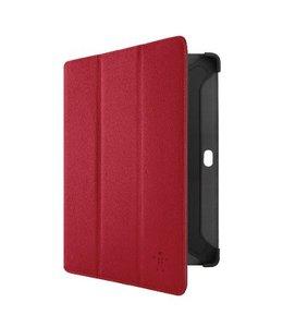 "Belkin Tablet Folio-case Samsung Galaxy Tab 2 10.1"" Rood"