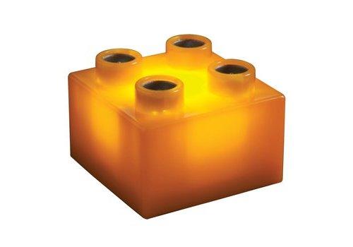 Huismerk Light Stax Uitbreidingsset Puzzel Oranje