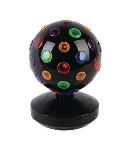 Valueline Meerkleuren Disco Bal Sfeerlamp
