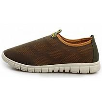 Ademende Mesh Sneakers 42 Rood