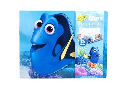 Crayola Kleurkoffer Finding Dory Art Kit Finding Dory
