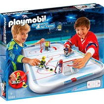 Sports & Action - IJshockey stadion