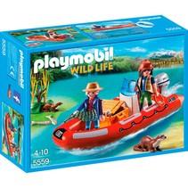 Wild Life - Rubberboot met stropers