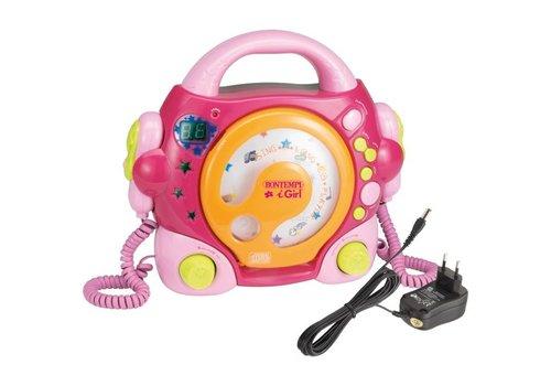 Bontempi iGirl: Portable CD player