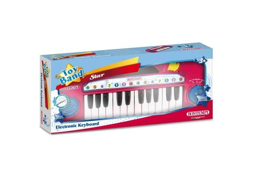 Elektronisch Keyboard, 24 toetsen