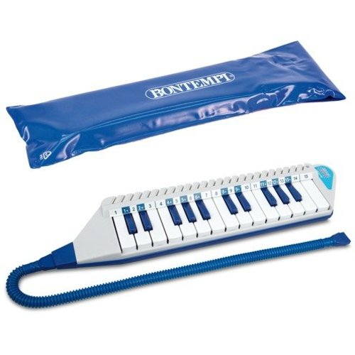 Bontempi Mouthpiano, 25 toetsen