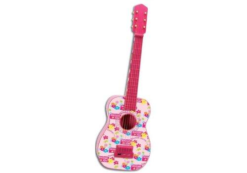 Spanish pink guitar            71 cm