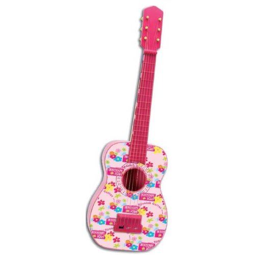Bontempi Spanish pink guitar            71 cm