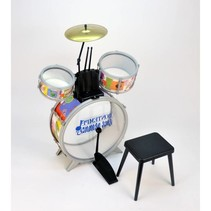 Drumset, 4-delig
