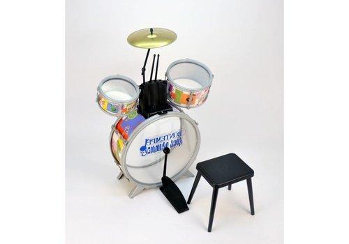 Bontempi Drumset, 4-delig