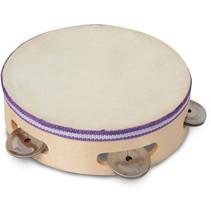Houten tambourine
