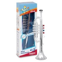 Zilveren trompet