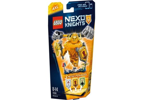 Lego Nexo Knights - Ultimate Axl