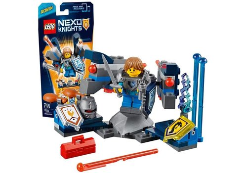 Lego Nexo Knights - Ultimate Robin