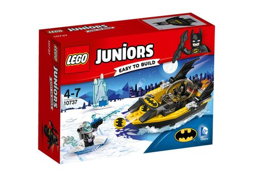Lego Juniors - Batman vs. Mr. Freeze