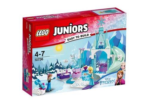 Lego Juniors - Anna & Elsa's bevroren speeltuin