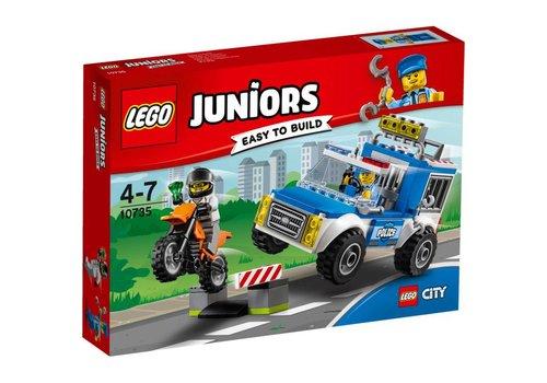 Lego Juniors - Politietruck achtervolging
