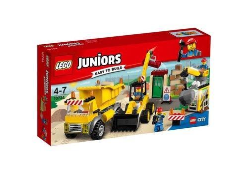 Lego Juniors - Sloopterrein