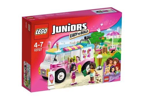 Lego Juniors - Emma's ijswagen