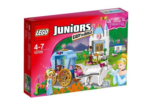 Lego Juniors - Assepoesters koets