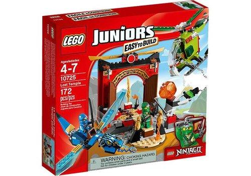 Lego Juniors - Verloren tempel