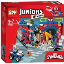 Juniors - Spider-Man Schuilplaats