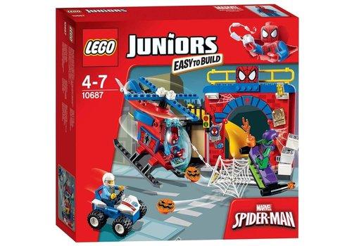 Lego Juniors - Spider-Man Schuilplaats
