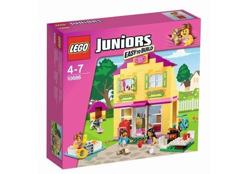 Lego Juniors - Familiehuis