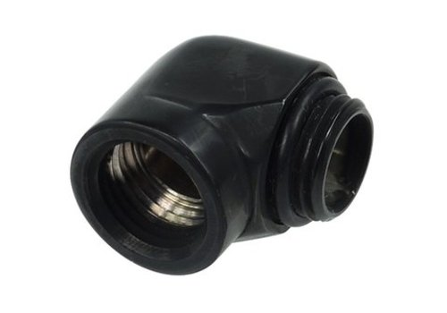 HF L-connector G1/4 outer to G1/4 inner