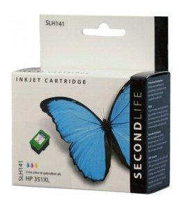 SecondLife Cartridge Second Life HP351 XL