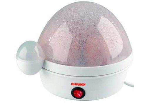 Telefunken Eierkoker 360W 1-7eieren 400W PP
