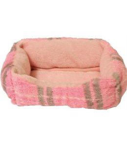 Hamsterdivan roze/assorti