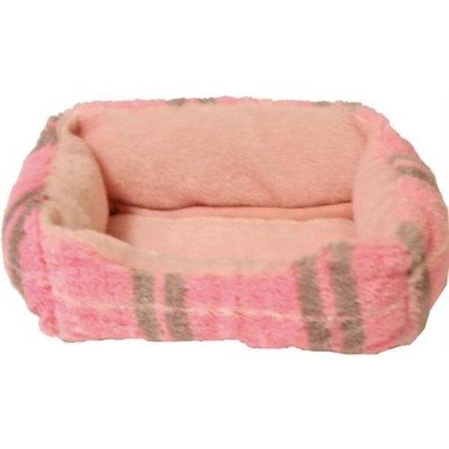 Huismerk Hamsterdivan roze/assorti
