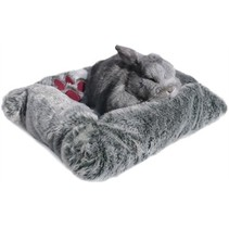 Snuggles pluche mand / bed  knaagdier