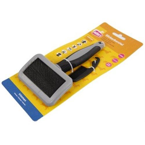 Huismerk Adori slickerborstel softgrip