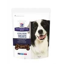 Hill's canine hypo-allergenic snacks