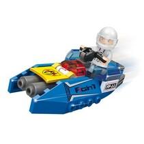 Bouwstenen Space Serie Space Jet