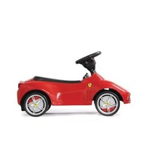 Loopauto Ferrari 458 Rood