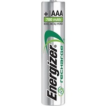 Oplaadbare NiMH Batterij AAA 1.2 V Power Plus 700 mAh 2-Blister