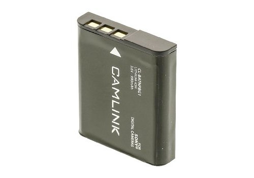 Camlink Oplaadbare Lithium-Ion Camera Accu 3.6 V 990 mAh